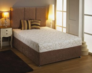 Postureflex Tencel Memory Foam Mattress