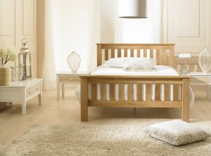 Emporia Richmond Solid Oak