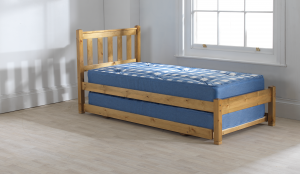 Friendship Mill Shaker Guest Bed