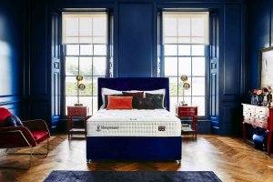 Sleepeezee Perfectly British - Regent 2600 Divan Bed