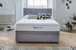 Sleepeezee Pocket Gel Balance 1200 Mattress
