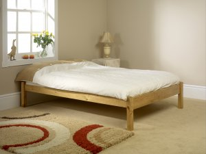 Friendship Mill Studio Bed Frame