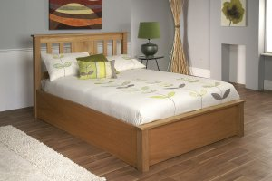 Limelight Terran Wooden Bed Frame
