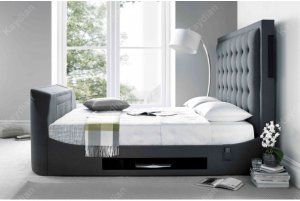 Kaydian Titan Fabric Media Bed Frame