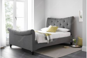 Kaydian Tyne Fabric Bed Frame