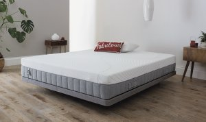 Breasley Uno Memory Pocket 2000 Mattress