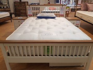 Double Smeaton Brothers Ultimate Natural 4500 Mattress *Display Model*