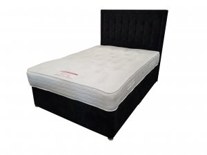 Venetian Haze Custom Super King Size Bed