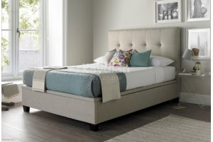 Kaydian Walkworth Ottoman Fabric Bed Frame