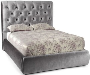 Serene Alexandra Fabric Bed Frame