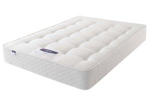3FT Single SILENTNIGHT CLASSIC VALUE MIRACOIL ORTHO MATTRESS (COVER MAY VARY)