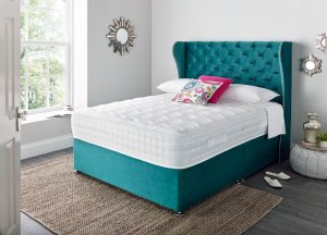 Gilt Edge Memory Cool 1000 Divan Bed