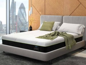 "4'6"" (Double) i-Zone Silk 3000 Mattress"