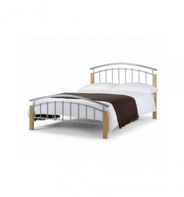 Julian Bowen Aztec Metal Bed Frame