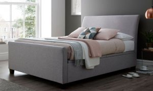 Kaydian Allendale Ottoman Bed Frame (Marbella Stone)
