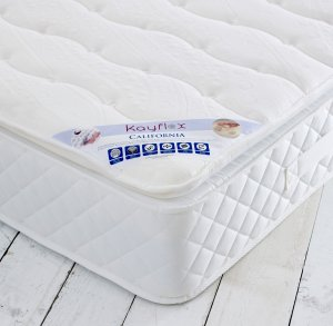 Kayflex California Pillow Top 1000 Pocket Encapsulated Mattress