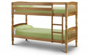 Julian Bowen Lincoln Wooden Bunk Bed