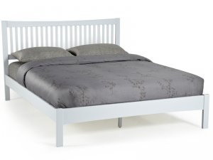 Serene Mya Grey Bed