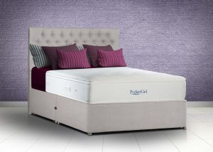 Sleepeezee Pocket Gel Poise Mattress