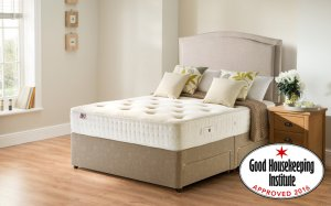 Rest Assured Belsay 800 Pocket Ortho Divan Bed
