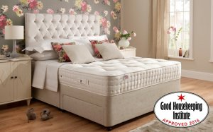 Rest Assured Boxgrove 1400 Natural Pocket Divan Bed