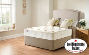Rest Assured Harewood 800 Pocket Memory Divan Bed