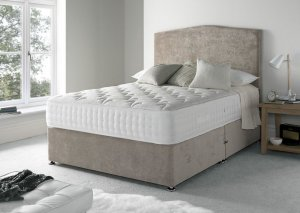Gilt Edge Sensations 1500 Divan Bed