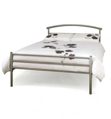 Serene Brennington Metal Bed Frame