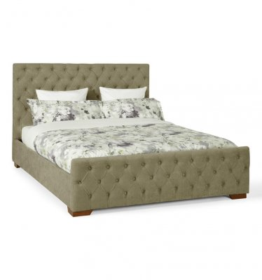Serene Lillian Fabric Bed Frame