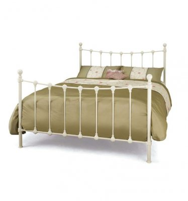 Serene Marseilles Metal Bed