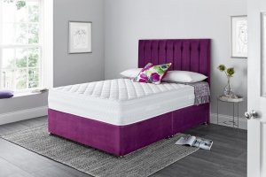 Gilt Edge Sienna 1000 Divan Bed