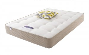 4FT SMALL DOUBLE Silentnight Amsterdam Miracoil Ortho Mattress