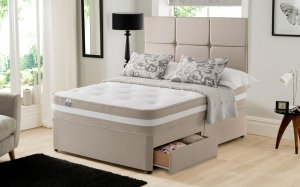 Silentnight Atlanta 1000 Pocket Divan Set