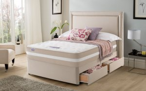 Silentnight London 2000 Pocket Memory Divan Set