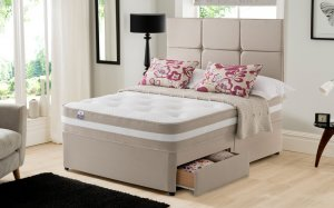 Silentnight Torino 1000 Pocket Memory Divan Set