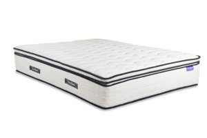 "4'6"" (DOUBLE) Birlea Sleepsoul Space Mattress (PILLOW TOP, 2000 POCKET SPRINGS, MEMORY FOAM)"