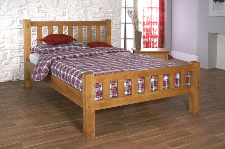 Limelight Astro Woooden Bed Frame