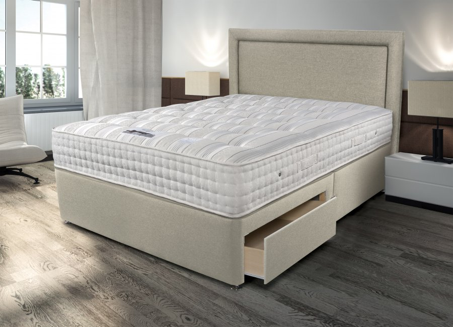 Sleepeezee Backcare Ultimate 2000 Pocket Mattress