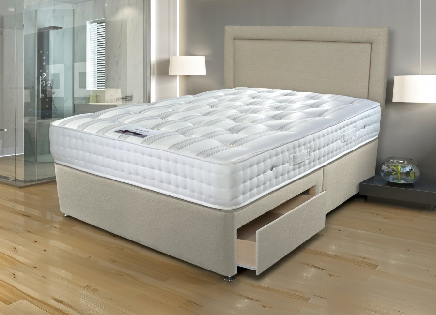 Sleepeezee Backcare Ultrafirm 1600 Divan Set