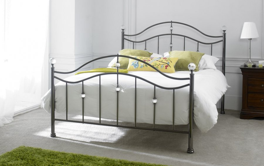 Limelight Cygnus Metal Bed Frame
