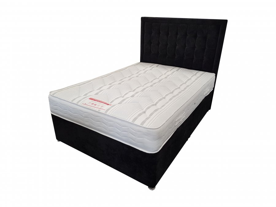 Deluxe Orthocare Custom Double Size Bed