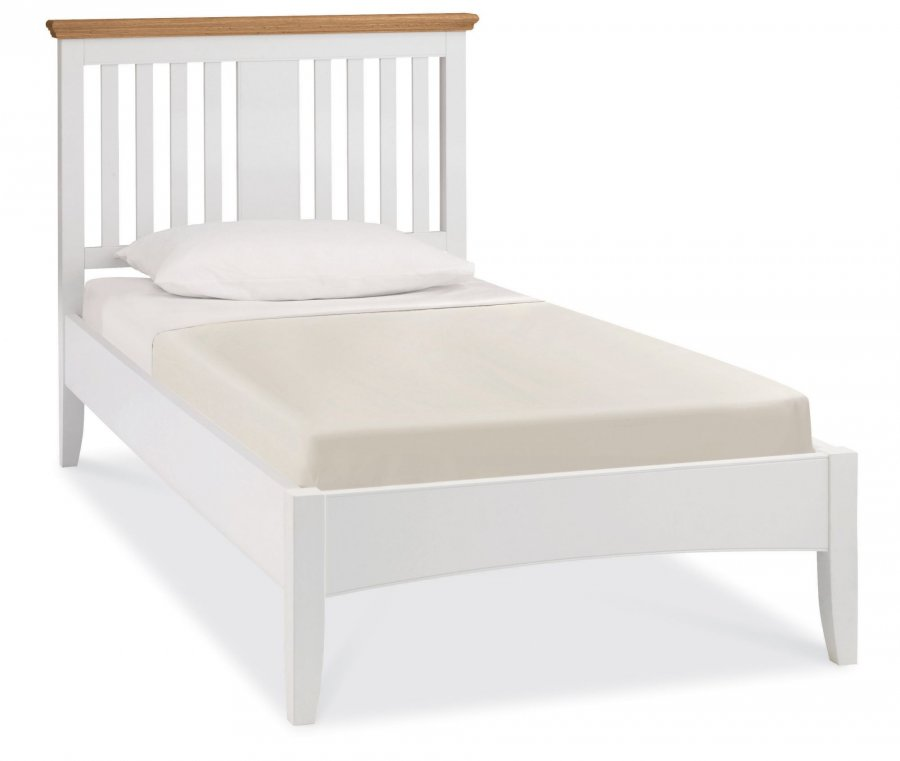 Bentley Designs Hampstead Two Tone Bed Frame
