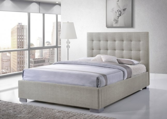 Time Living Nevada Fabric Bed
