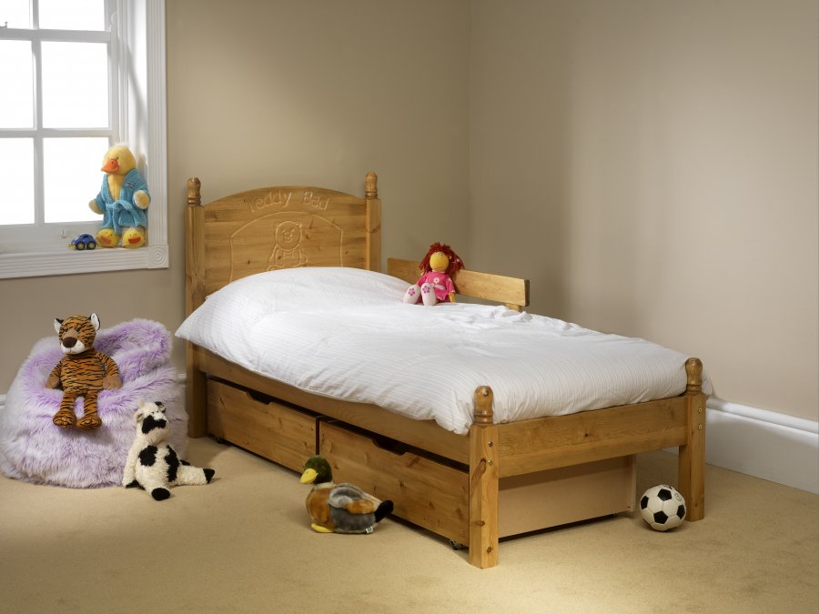 Friendship Mill Teddy Bed Frame