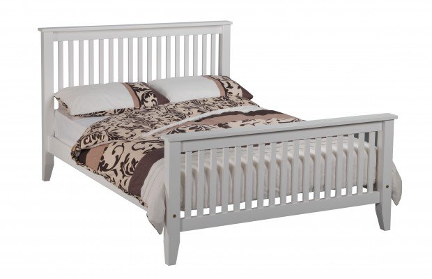 Chelsea High End Bed Frame (AVAILABLE IN OAK)