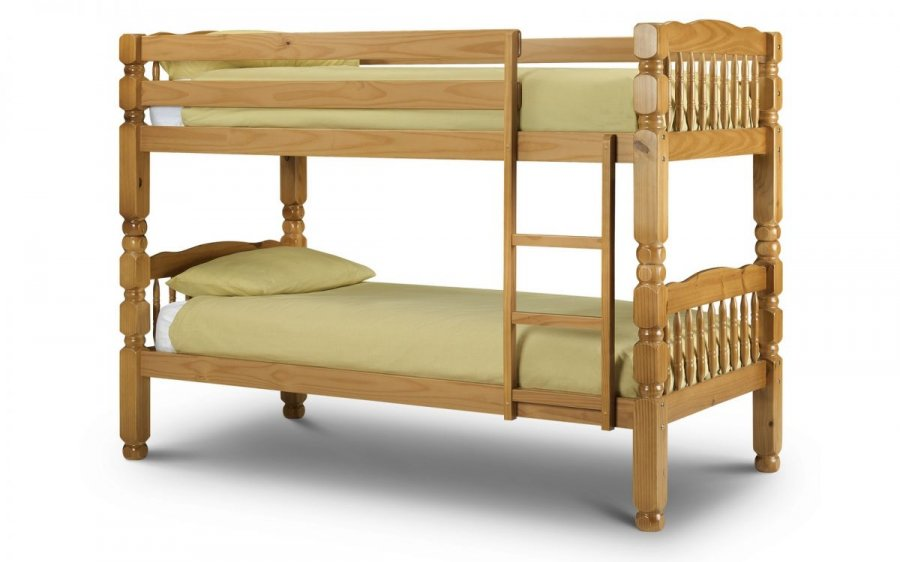 Julian Bowen Chunky Wooden Bunk Bed