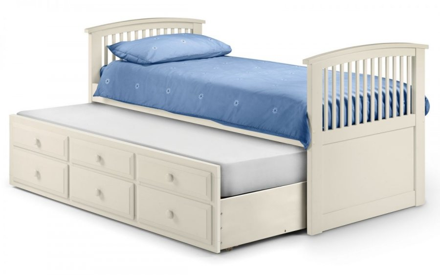 Julian Bowen Hornblower Kids Cabin Bed Frame