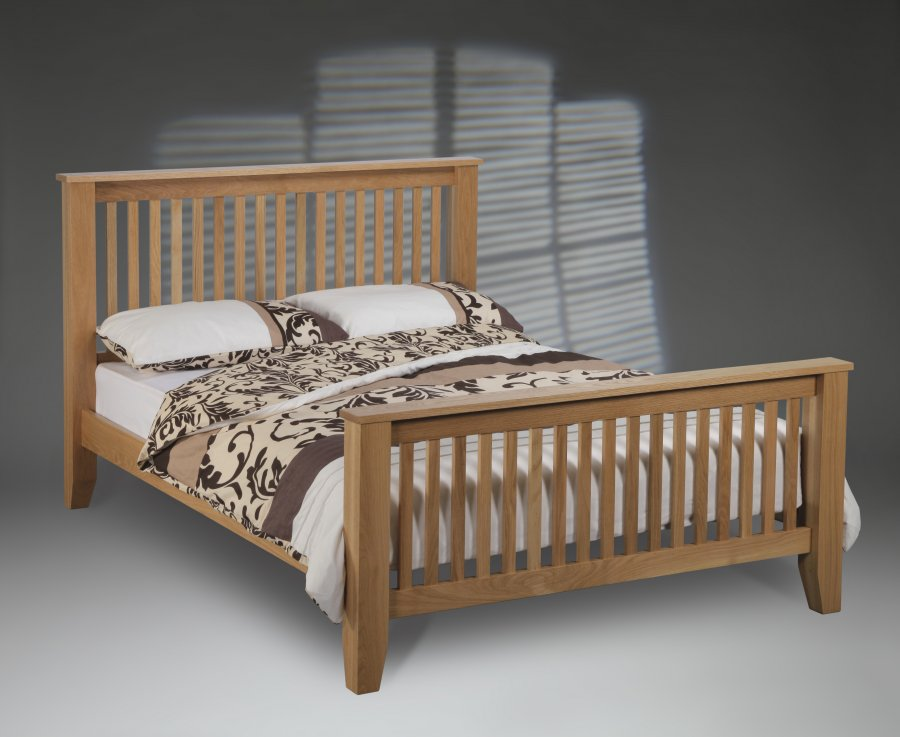 Windsor Beds Kensington High Foot End Bed Frame