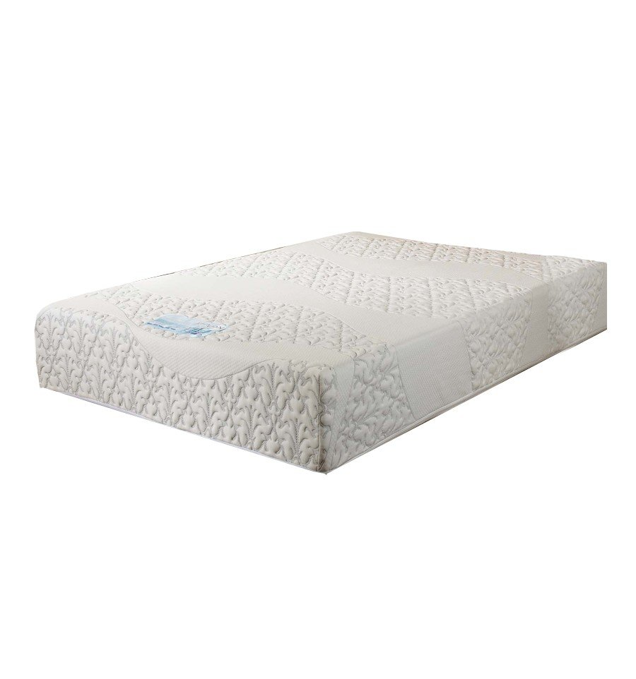Cool Blue Mist Custom Single Size Mattress