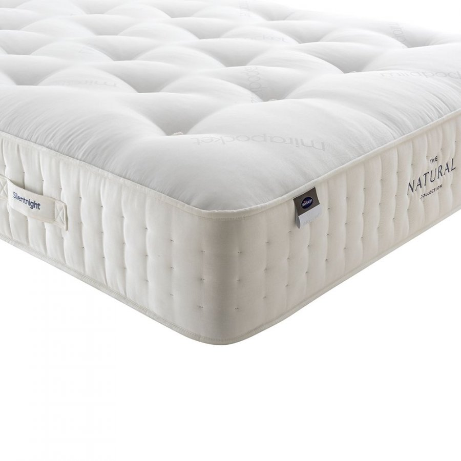 Silentnight Natural Pocket 1000 Mattress